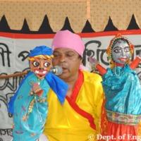 Sampradayikata Birodhi Gaan ('Song against Communalism') by Shri Basanta Kumar Ghorai